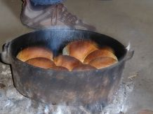 Mmm fresh lesotho bread