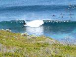 Surf is cranking