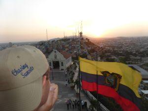 good bye Ecuador