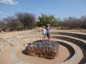 Worlds largest meteorite
